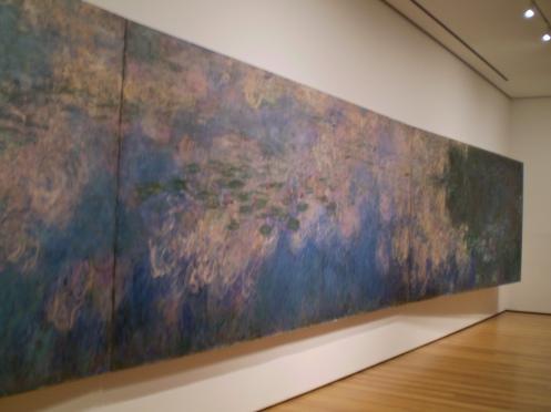 Monet & Water Lillies