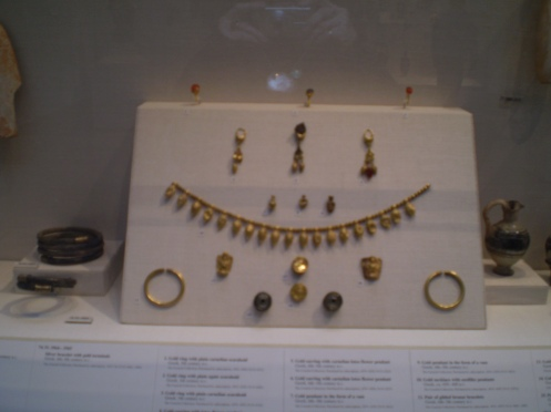 Ancient Jewellery - The Metropolitan Museum of Art , NY