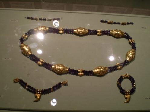 Egyptian Jewellery - The Met, NY