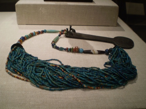 Egyptian Necklace - The Met, NY