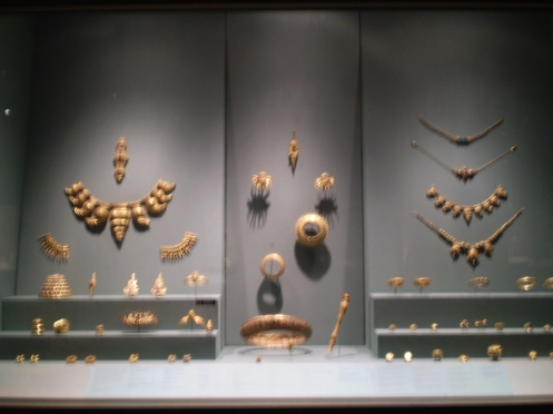 Gold Jewellery Pieces - Indonesia - Java