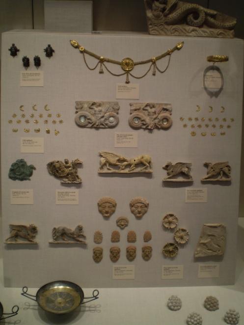 Greek Jewellery - Gold