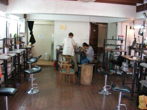 Nova Jewellery Silver Studio
