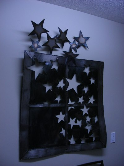 Star Window ~ Roy Mackey