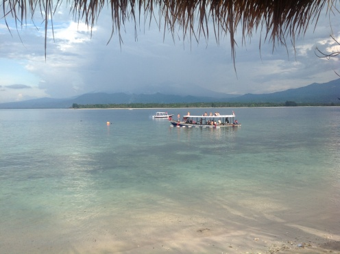 Gili Air Island Paradise & Manta Dive Boat