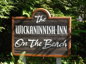 Wickannish Inn - Tofino, B.C.